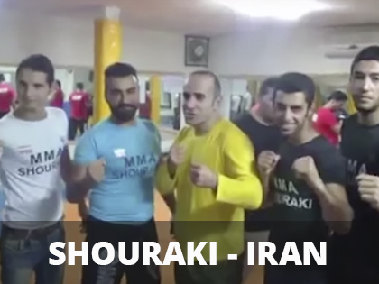 SHOURAKI MMA / BABOLSAR – IRAN – VIDEO